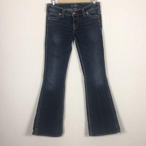 Silver Francis Flare Jeans 29L